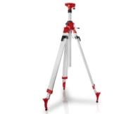 Berlan Kurbelstativ für Laser und Nivelliergeräte 1,20 - 2,40 m -