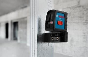 Bosch Laser Entfernungsmesser Zamo 2 Generation : Kreuzlinienlaser bosch gll professional mit stativ