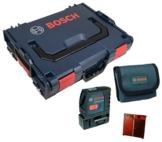 Bosch GLL 2-15 Kreuzlinienlaser in L-Boxx -