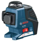 Bosch GLL 3-80 P Professional Multi-Linienlaser -