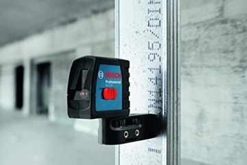 Bosch Kreuzlaser GLL 2-15 Professional, 601063701 -