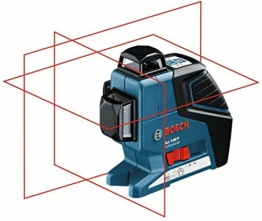 BOSCH Kreuzlinienlaser GLL 3-80 P Set, 601063307 -