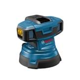 Bosch Professional GSL 2, 10 m Arbeitsbereich, ± 0,3 mm/m Nivelliergenauigkeit, Ladegerät, L-BOXX, Laser-Sichtbrille, Fernbedienung, 1 x 1,5 Ah Li-Ion Akku -