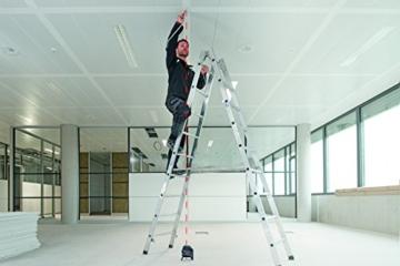 Bosch Professional Punkt- und Linienlaser GCL 2-15 mit Halterung RM 1, Karton, 1 Stück, 0601066E00 -