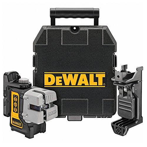 Dewalt DW089K Multilinien-Laser Voltertikal / horizontal -