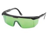 DEWALT Grüne Lasersichtbrille, 1 Stück, Grün;Schwarz, DE0714G-XJ -