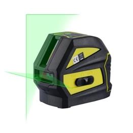 Firecore Profi Cross Line Laser-Wasserwaage grün Linien Selbstnivellierender Werkzeuge … -