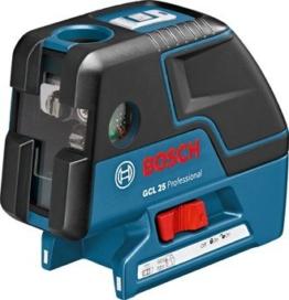 Kombi-Laser GCL 25 Bosch -
