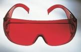 Laser-Sichtbrille Laser-Sichtbrille (rot) -