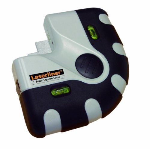 Laserliner 081.130A Bodenlaser SuperSquare-Laser -