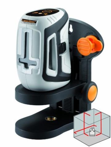 Laserliner 081.140A Kreuzlinien-Laser SuperCross-Laser 3 -