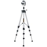Laserliner Kreuzlinienlaser inkl. Stativ, selbstnivellierend AutoLine-Laser 3D Set 300 cm Reichweit -