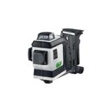 Laserliner Kreuzlinienlaser selbstnivellierend PowerPlane-Laser 3G Pro (Li) Reichweite (max.): 40 m -