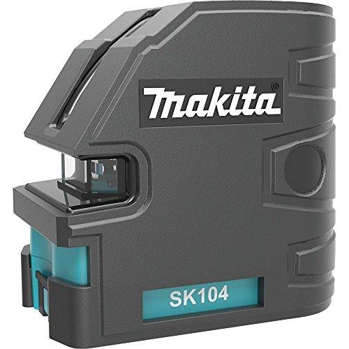 Makita Kreuzlinienlaser, 1 Stück, türkis/schwarz, SK104Z -