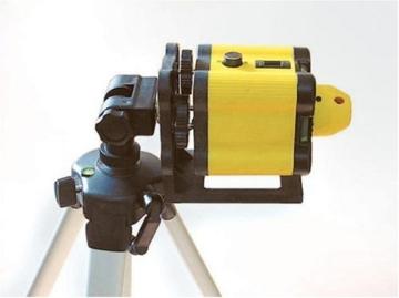 Mannesmann Rotations-Laser mit Stativ, im Koffer, M81130 -