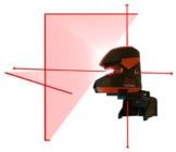 Punkt- und LinienLaser Leica LINO L2P5 -