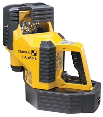 Stabila 02090 LA90L Multi-Line Laser by Stabila -