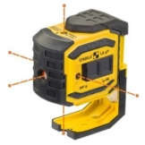 Stabila 03160 LA-5P Laser Bob 5 Point Laser by Stabila -