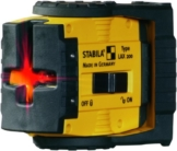 Stabila 17282 Kreuzlinien-Laser Lax 200 Basis Set -