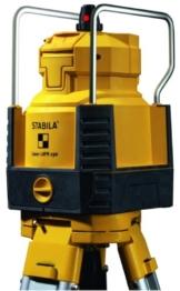 Stabila LAP-R150 Set Selbstnivellierender Pendel-Rotationslaser -
