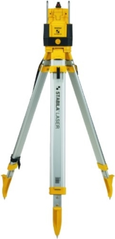 Stabila LAPR 150 Pendel Rotationslaser Stativ-Set -