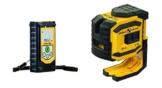Stabila Set, Kreuzlinen-Lot-Laser LAX 300 und Laser-Entfernungsmesser LD 320 -