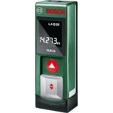 Bosch DIY Digitaler Laser-Entfernungsmesser PLR 15, 2x Batterien AAA, Blister (0,15-15 m Messbereich, +/- 3 mm Messgenauigkeit) -