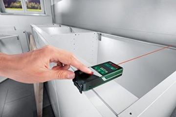 Laser Entfernungsmesser Diy : Laser entfernungsmesser bosch diy plr c ⊕ kreuzlinienlaser