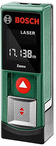 Bosch Entfernungsmesser, Zamo WEU Tinbox -
