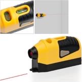 Laser-Wasserwaage Wasserwaage Laser Baulaser Waage Messen Messung 15m Reichweite -