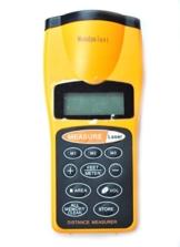 LCD Ultrasonic ENTFERNUNGSMESSER Laser Messgerät Distanz -