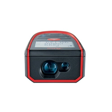 LEICA Entfernungsmesser Disto D2 New Bluetooth, 1 Stück, schwarz, 837031 -