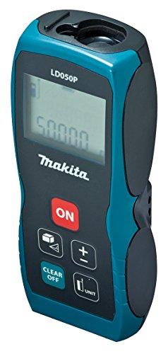 Makita LD050P  Laser - Distanzmessgerät, ± 2.0 mm, IP54 - geschützt -