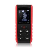 Uvistar Entfernungsmesser 40m Elektronisch Digitales Mini Lasermessgerät Klein Professional Distanzmessgerät Farbdisplay -